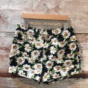 American Apparel // daisy shorts